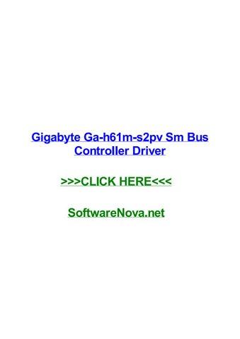 Gigabyte h61 motherboard drivers free download   Gigabyte