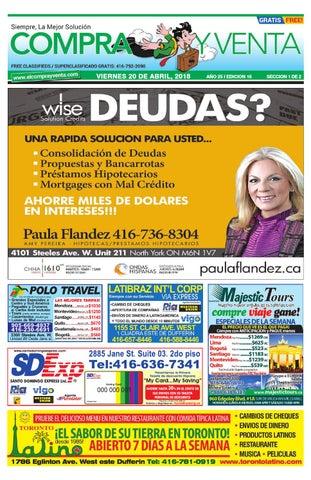 3d903a183 Compra y Venta Edicion  16. 2018 by elcomprayventa - issuu