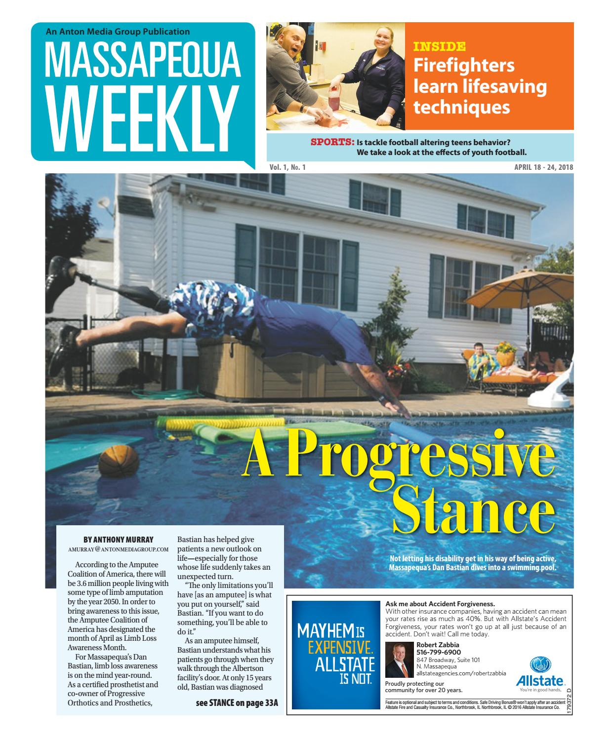 Massapequa Weekly 04-18-2018 by Anton Community Newspapers