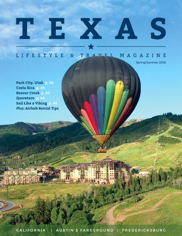 4eddd2cd5a8 Texas Lifestyle Magazine Spring 2018 by Texas Lifestyle Magazine - issuu