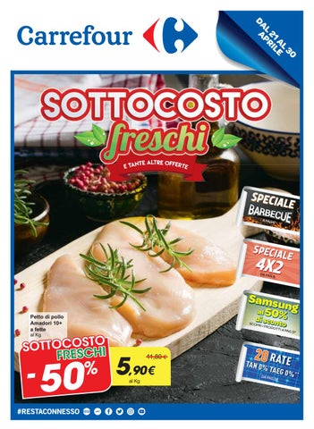 big sale ae695 0e83d Carrefour 30apr by best of volantinoweb - issuu