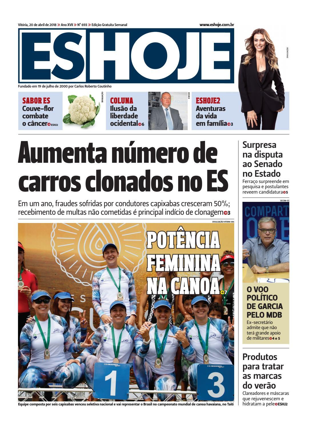925e2f57c Jornal ESHOJE 693 by Jornal ESHOJE - issuu