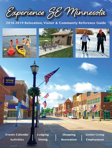 Experience Se Mn 2018 By Mower County Shopper Issuu