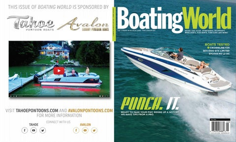 May 2018 - Boating World Magazine by Duncan McIntosh Company