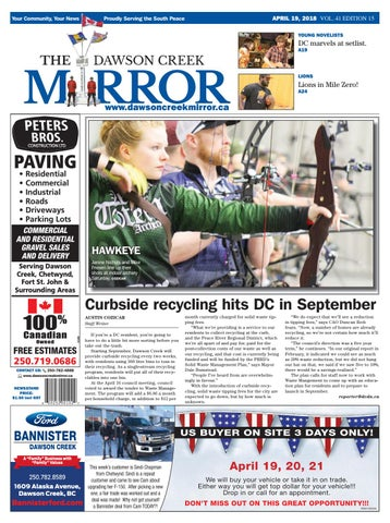 Dawson Creek Mirror 2018-0419