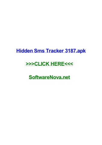 hidden sms tracker app for android