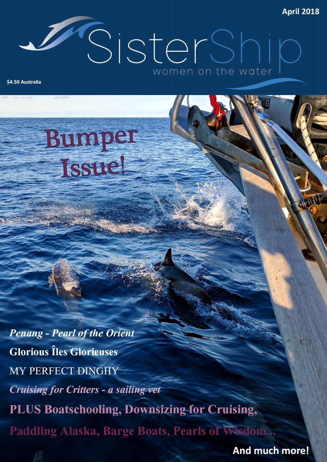 SisterShip Magazine April 2018 by SisterShipMagazine - issuu