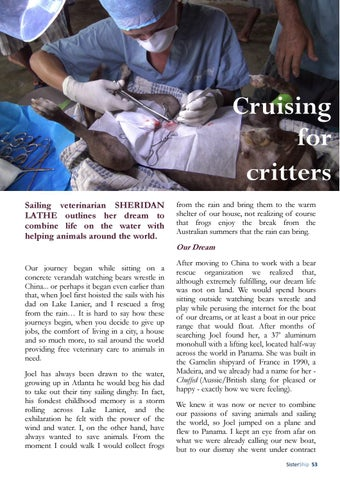 Page 53 of Cruising with Critters