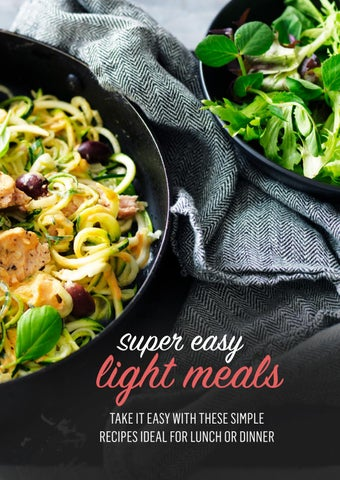 Page 29 of Super Easy Light Meals