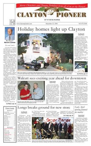 DEC 22 Clayton Pioneer 2006 by Pioneer Publishers - issuu