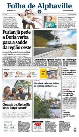 8e1bb4f3f910 Edição 758 Folha de Alphaville by Folha de Alphaville - issuu
