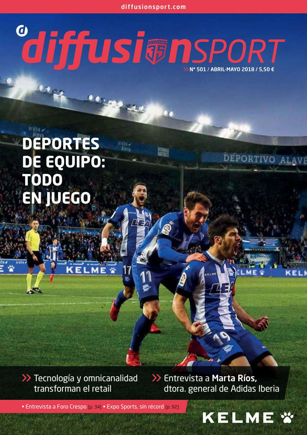 6ba68573f4408 Diffusion Sport - 501 by Peldaño - issuu