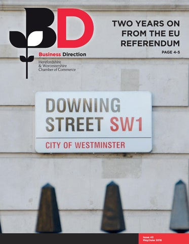 Business Direction 43 by Distinctive Publishing - issuu