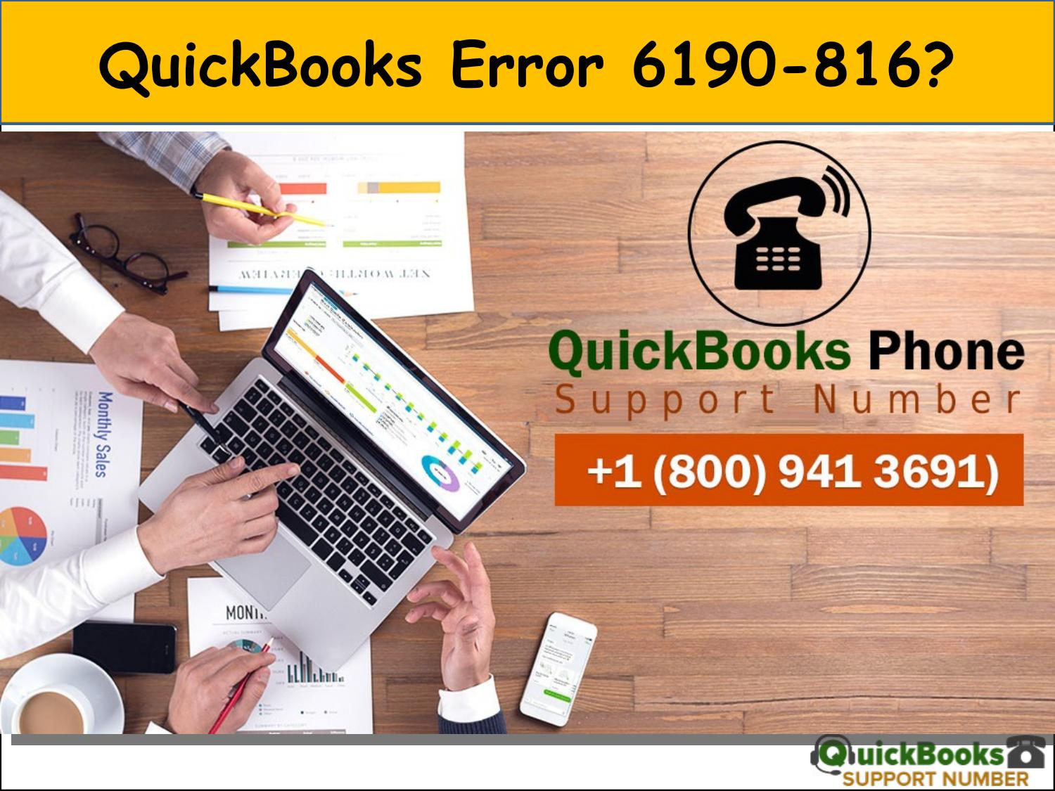 Quickbooks error 6190