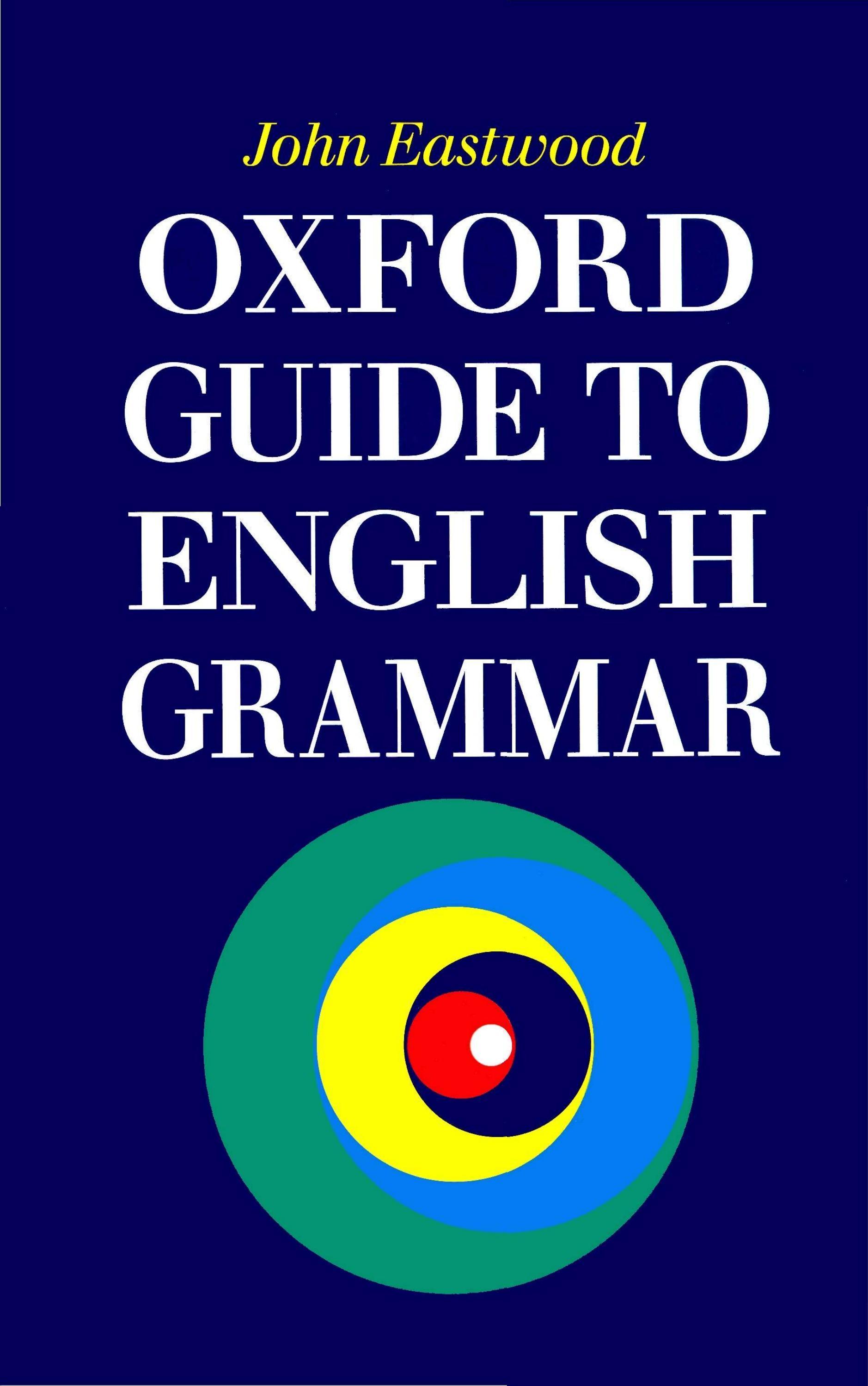 Oxford Guide To English Grammar By Sheikh Haris Raza Qadri
