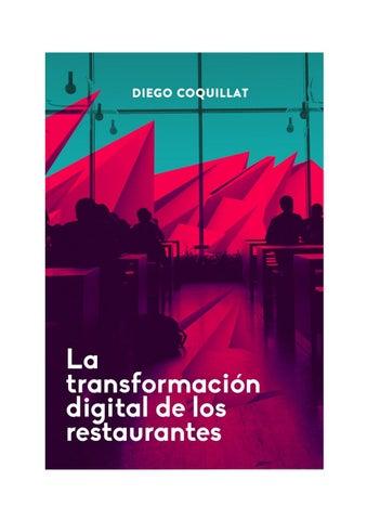La Transformación Digital de los Restaurantes - Diego