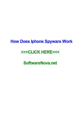 how does sms spyware work