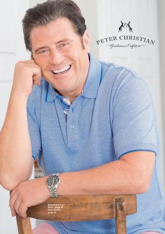 105b9d3ca86cb Peter Christian - Summer 2018 Catalogue by Peter Christian - issuu