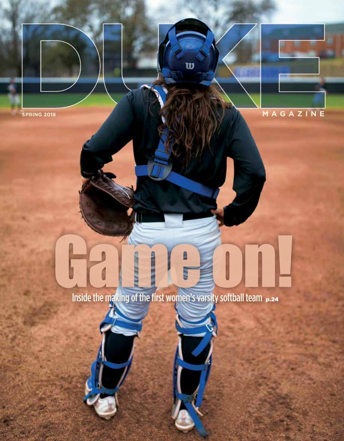 0c923749 Spring 2018 by DukeMagazine - issuu