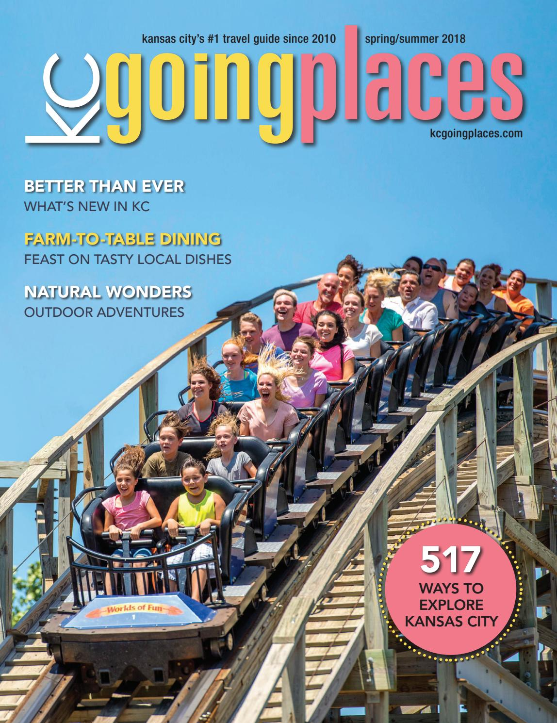 KC Going Places Spring/Summer 2018 by KC Parent Magazine - issuu