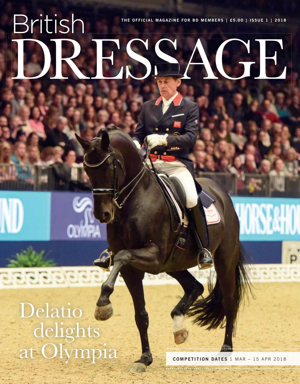 Looks - Dressage british rules what to wear video