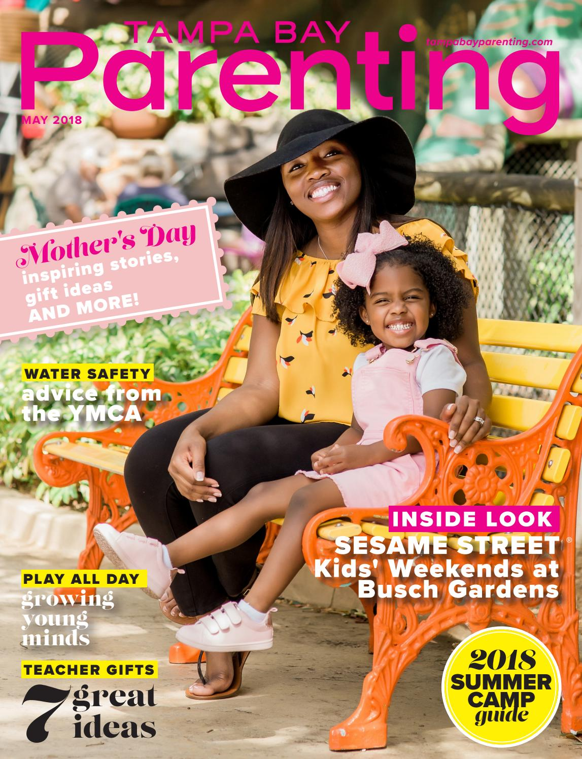 May 2018 by Tampa Bay Parenting Magazine - issuu