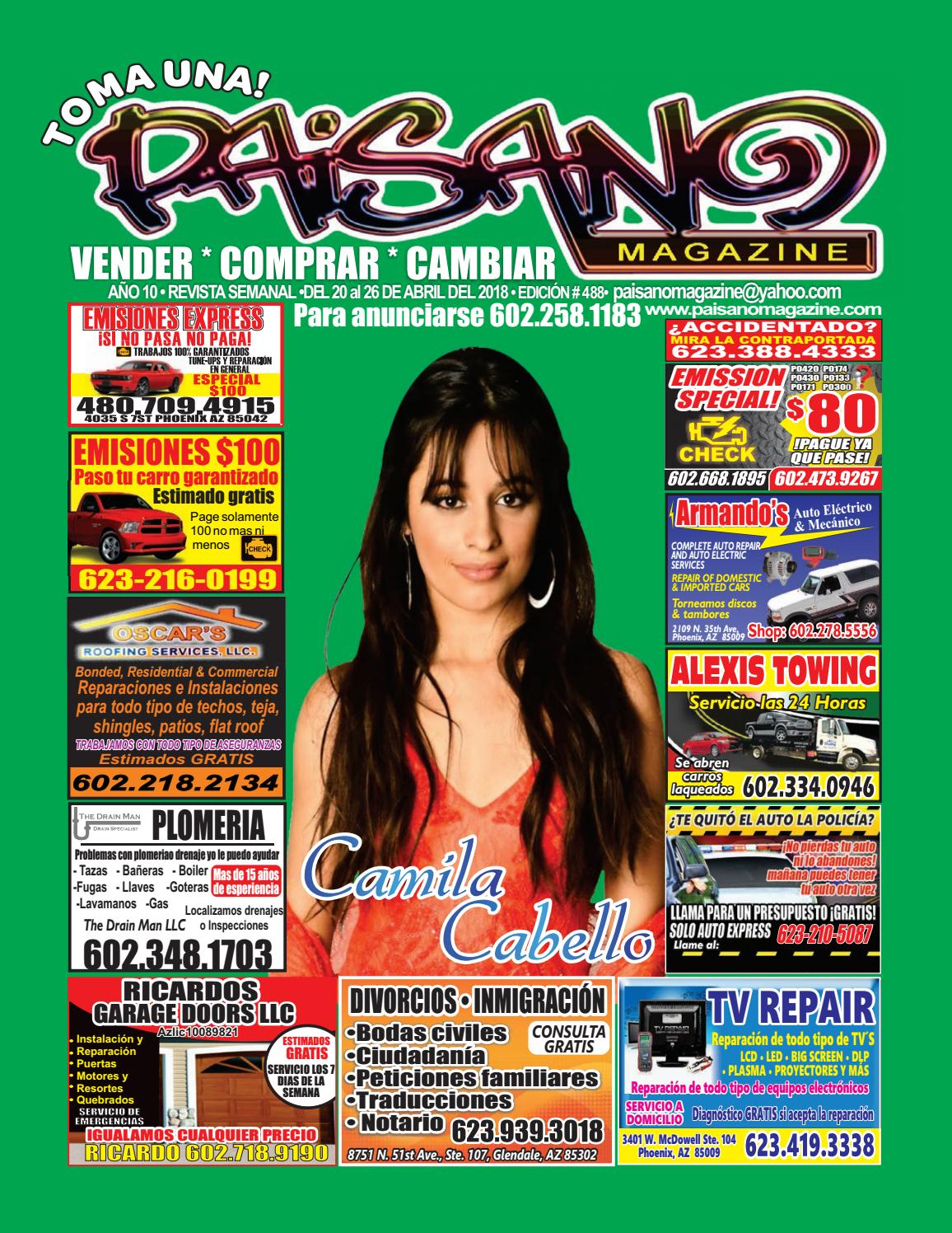 Paisano magazine 488 by Paisano Magazine - issuu 9b7bb9901c