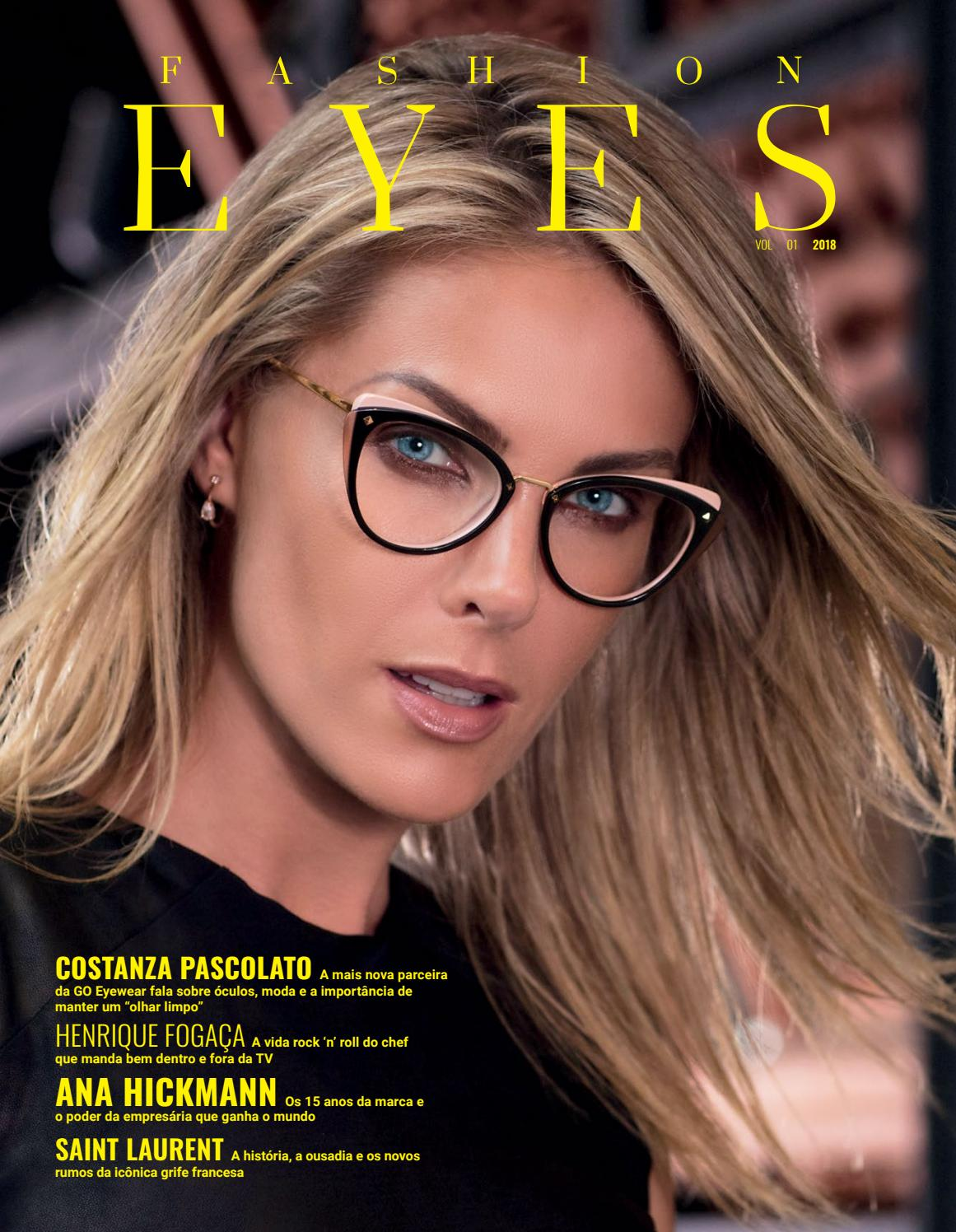 Revista Fashion Eyes by goeyewear - issuu 9f85408e4c