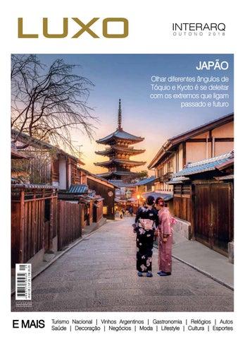 5938762c32f Revista InterArq Luxo Outono by Revista InterArq - issuu