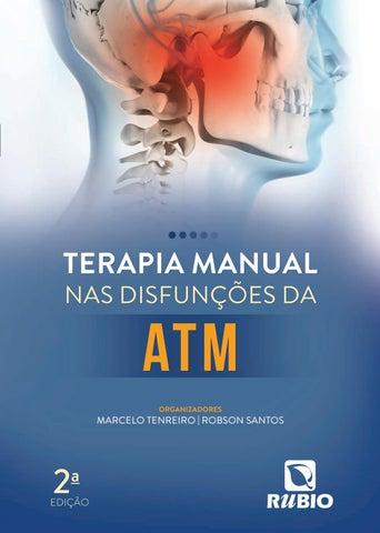 Terapia Manual nas Disfunções da ATM, 2ª edição | Marcelo