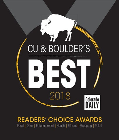 CU & Boulder's Best 2018 by Prairie Mountain Media - issuu