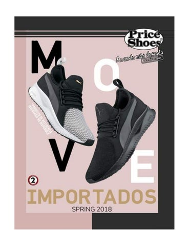 6a29950a Importados Spring 2018 2E by Price Shoes Oficial - issuu
