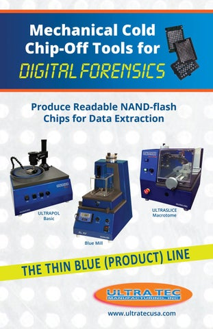 Chip-off Tools for Digital Forensics by ULTRA TEC - issuu