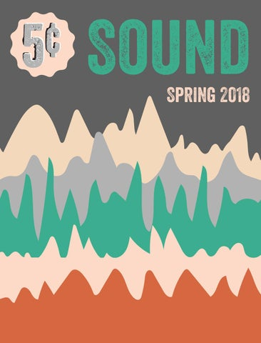 Five Cent Sound Spring 2018