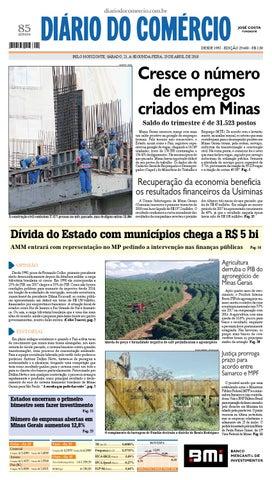 23600 by Diário do Comércio - Belo Horizonte - issuu 9857e05ecf