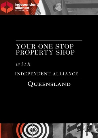 Page 1 of Independent Alliance Property Portal Harmony Feature