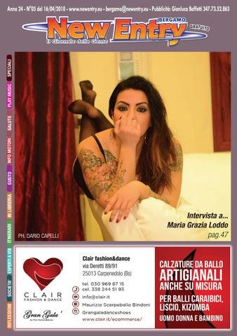 New Entry - Edizione di Bergamo - 16 04 2018 by Cristina Freato ... 3d0c3329936