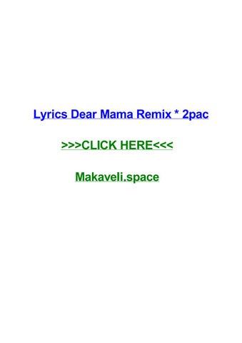 Dear mama (tupac) sheet music for flute, clarinet, alto saxophone.