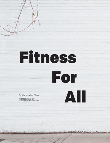 Page 18 of Fitness For All