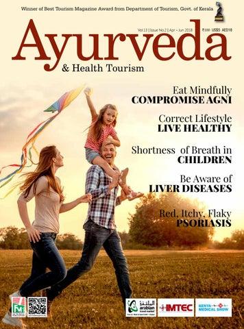 Ayurveda Magazine English April June 2018 by Ayurveda