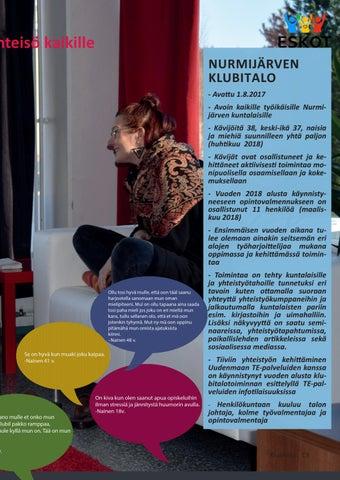 Page 13 of Nurmijärven Klubitalo