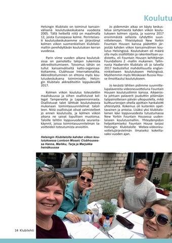Page 14 of Koulutuskeskus