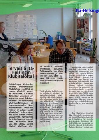 Page 6 of Itä-Helsingin Klubitalo