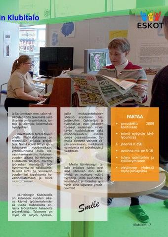Page 7 of Itä-Helsingin Klubitalo