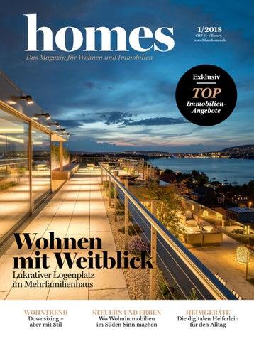 0fa615a6ebb28 Homes 1 2018 by Ringier Axel Springer Schweiz AG - issuu