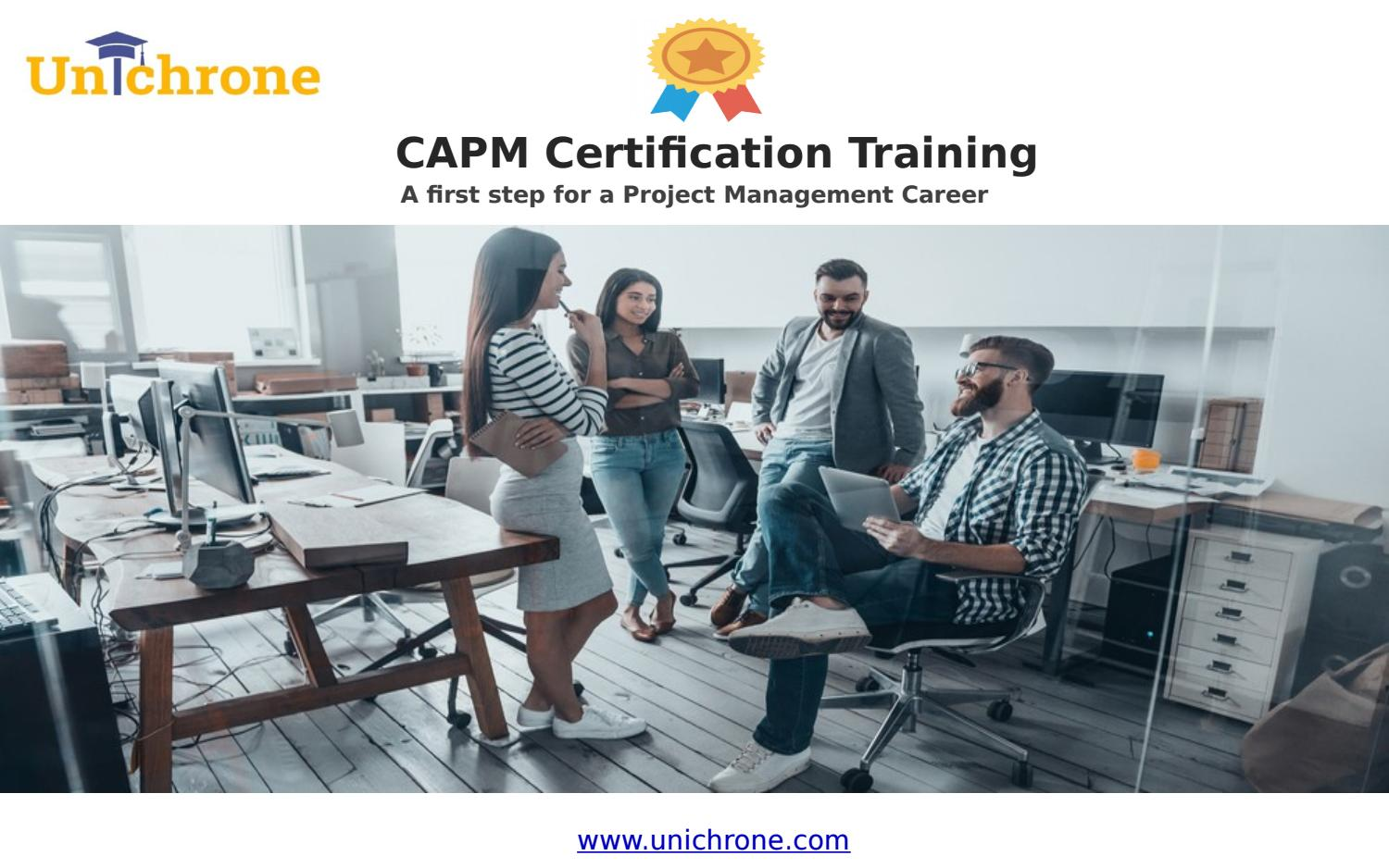 Capm Certification Training Course Unichrone By Unichrone Issuu