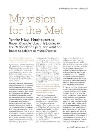 Page 17 of Yannick Nézet-Séguin: My vision for the Met