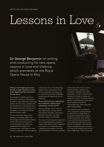 Page 20 of Sir George Benjamin: Lessons in Love and Violence