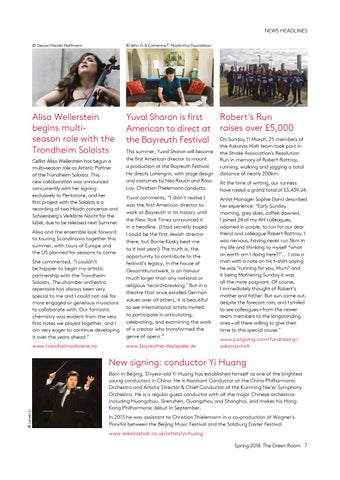 Page 7 of Plus: news, listings and upcoming tours & projects