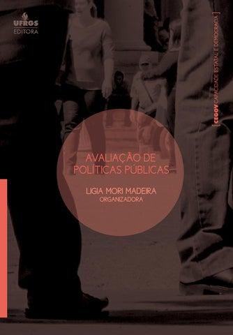 Avaliação de políticas públicas by Luciana Leite Lima - issuu 2b51b8e943725